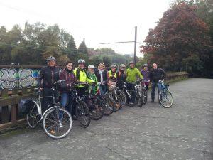 Žygis dviračiais Limburge