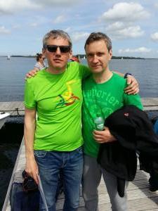 BeNeLux2019 regata 02 start 10 Gintaras Marijauskas