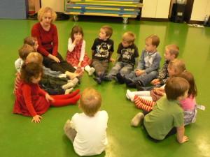 """""""Bala žino""""...Šokio spektaklis ir pamokos vaikams 2009 m."""