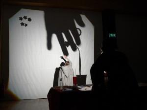Stalo teatro 'Avinėlio kelionė' 2010 m.