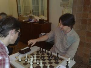Šachmatų I-asis turnyras 2010 m.