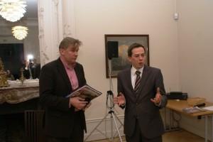 Debatų klubas su užsienio reikalų ministru A. Ažubaliu (2011 m.)