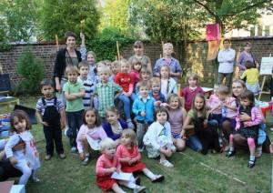 KOTONAI: Vaikų gynimo diena Briuselyje 2011 m.