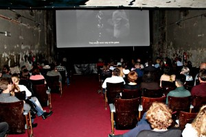 """Lietuviškas kinas kino teatro """"Cinema Nova"""" programoje (2016 m. gegužė). Išskirtinis vakaras su prof. V. Landsbergiu."""