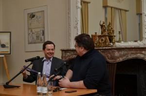 """Briuselio debatų klubo diskusija su Užsienio reikalų ministru Linu Linkevičiumi tema """"Karinė intervencija XXI amžiaus Europoje ir ES atsakas."""" (2014 m. kovas)"""