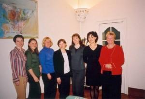 BLB Valdyba 2004 m.