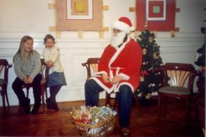 Kalėdos 2001 m.