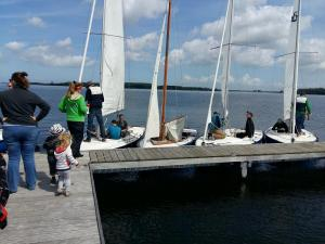 BeNeLux2019 regata 03 plaukimai 01 Gintaras Marijauskas